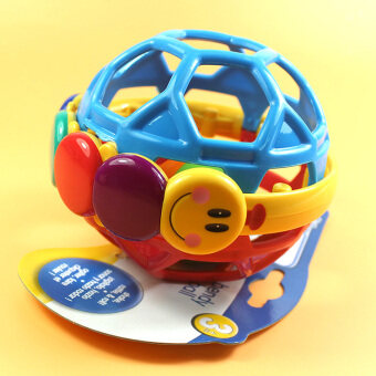 Jingle baby soft drop resistance is not balls visual Bell ball