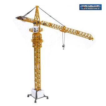 KDW alloy tower crane model crane