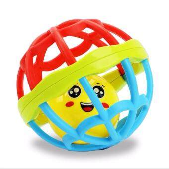 Kid Rattle Activity Toy Bendy Ball Educational Toys