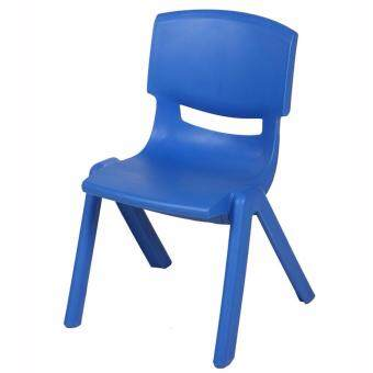Kids & Children Plastic Stackable Chair - Blue