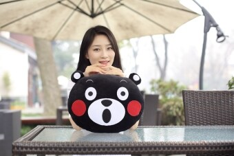 Kumamon cloth doll plush toys pillow doll
