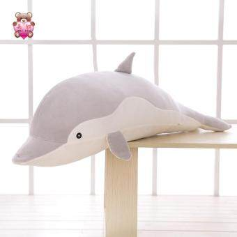 Large White Shark large doll plush toy cushion pillow
