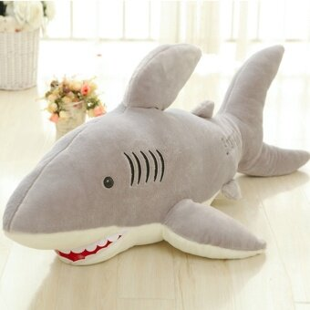 Large White Shark VISHARK doll