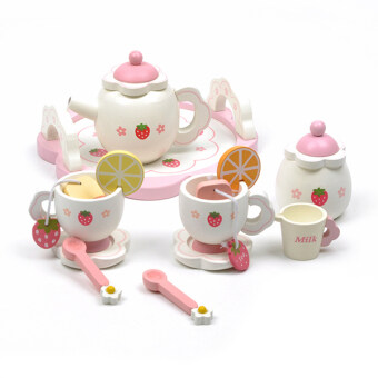 Lemon simulation over every family Kitchen toys gift tea