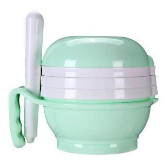 MagiDeal Baby Food Mill Grinding Bowl Grinder ProcessorMultifunction