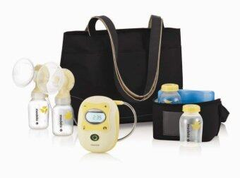 Medela - Freestyle DOUBLE Electronic Breast Pump 2017 100% NEW