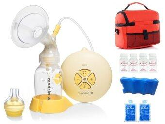 Medela Swing Breastpump Value Package