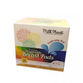 Milk Planet Disposable Breast Pads (36pcs)