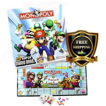 Monopoly Junior Super Mario Bros -5119