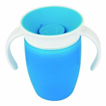 Munchkin Miracle 360 Degree Trainer 7oz/207ml Cup (Blue)