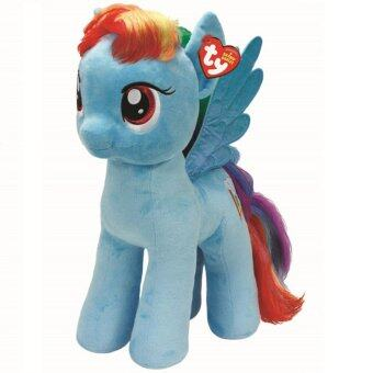 My Little Pony Blue Rainbow Dash Plush Toy Stuffed Toy Doll