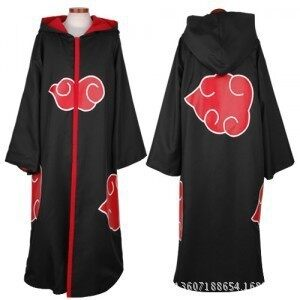 Naruto ninja Eagle organization cloak