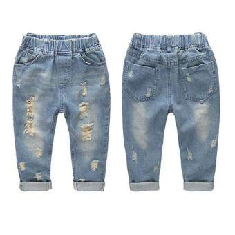 PAlight Baby Boys Jeans Pants Ripped Jeans Casual Trousers
