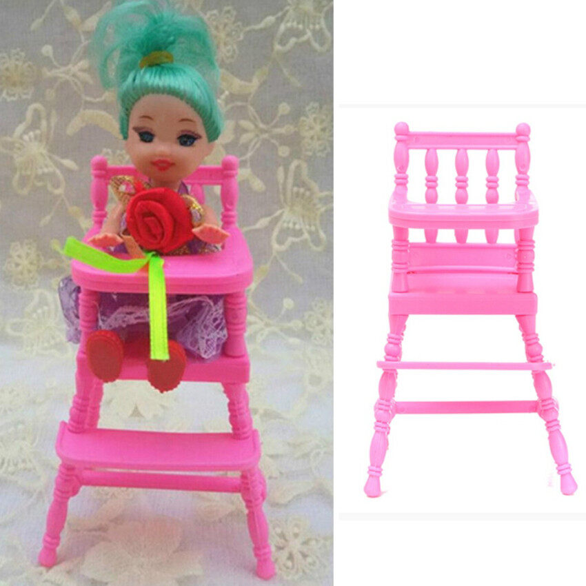 1150 Round Dining Table Chairs Set of 10 White Lazada  : pink nursery baby high chair 1 6 barbie kelly dolls house dollhouse furniture 8145 29522351 0a7d5e2fcae7abc5c1ccfa06f0358ae1 zoom from www.lazada.com.my size 850 x 850 jpeg 125kB