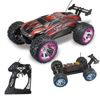 RC Vehicles Thunder Double Motor 45km/h High Speed Off-road 1:12 4WD RC Car Remote Control Cars Play Vehicles 2515-1