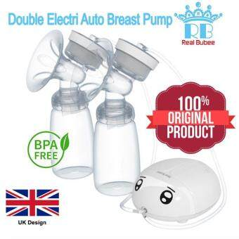 Real Bubee Double Electric USB Breast Pump