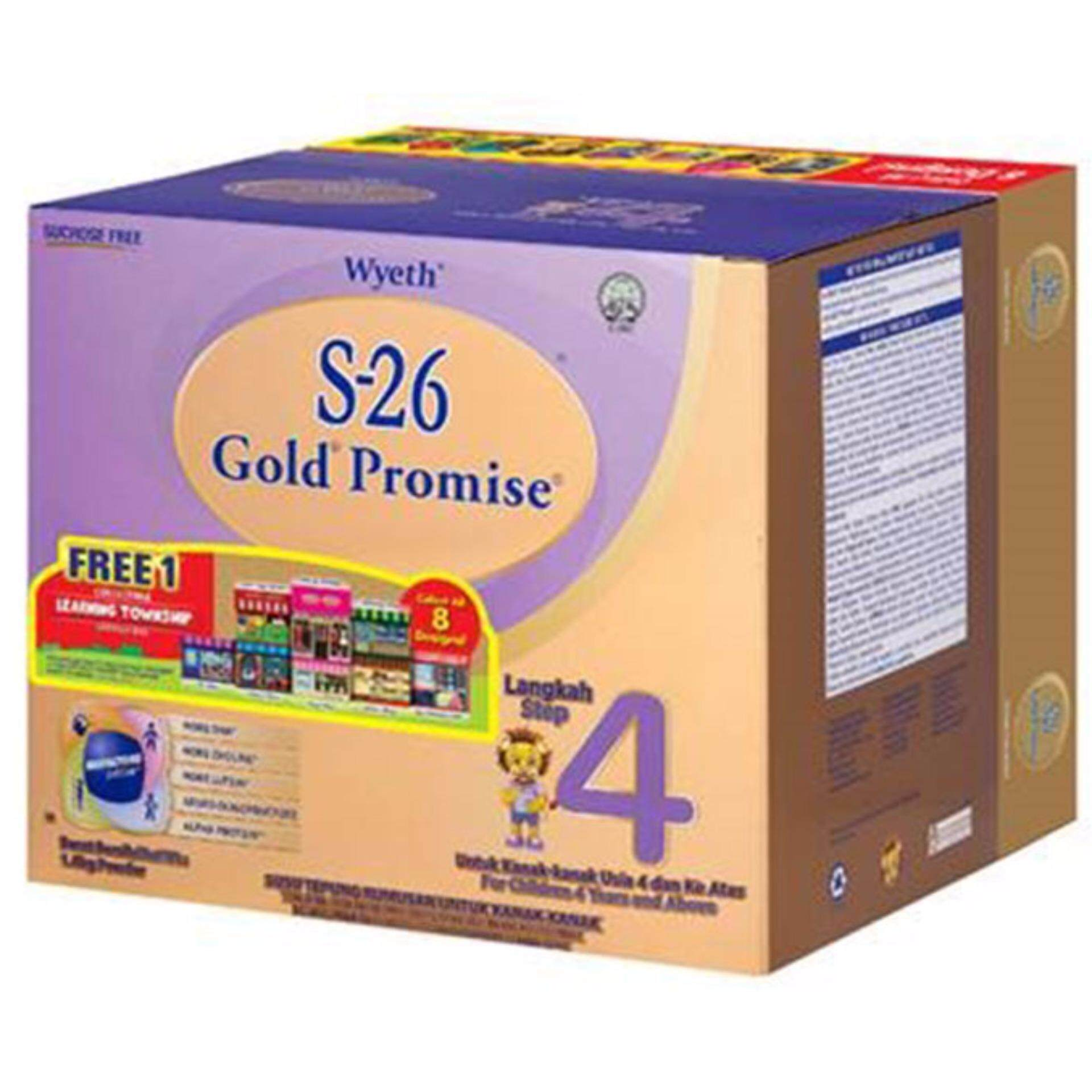Harga Jual Obral Wyeth S 26 Promise Gold Tahap 4 Vanila 900gr Promil 2 Kemasan Baru Growing Up Milk 3yrs By Reviews Ratings And Best Price In