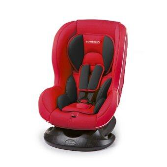 Sweet Heart Paris CS286 Safety Car Seat (Red) with Side Impact Protection
