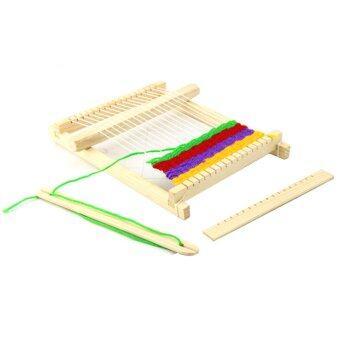 Wooden DIY Handloom Loom Toy Weaving Tool Lazada Malaysia
