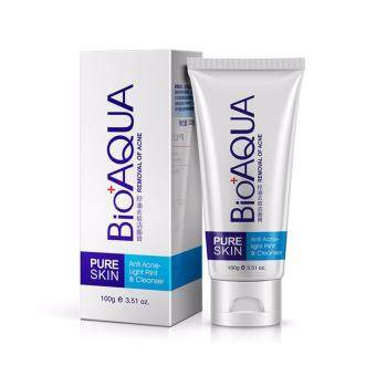 BIOAQUA Pure Skin Anti Acne Facial Cleanser 100ml