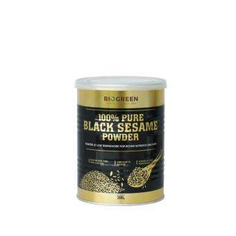 Biogreen 100% Pure Black Sesame Powder (300g)