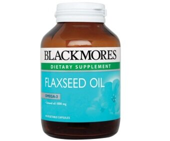 Blackmores Flaxseed Oil 90's - 2 Bottles