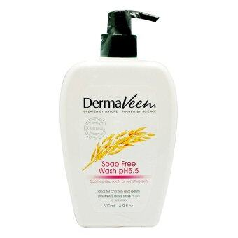 Dermaveen Soap Free Wash Ph5.5 500Ml
