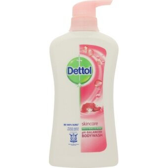 Dettol Skincare Anti-Bacterial Body Wash 500ml