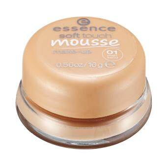 ESSENCE Matt Mousse Make Up 01 Matt Sand 1PCS