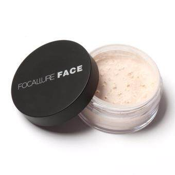 FOCALLURE New Brand Makeup Powder 3 Colors Loose Powder Face MakeupWaterproof Loose Powder Skin Finish Powder