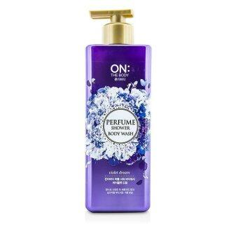 ?FREE SKINCARE GIFT?900g On The Body Perfume Shower Body Wash(violet dream)