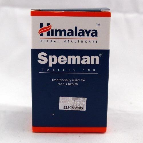 Speman Tablets Benefits