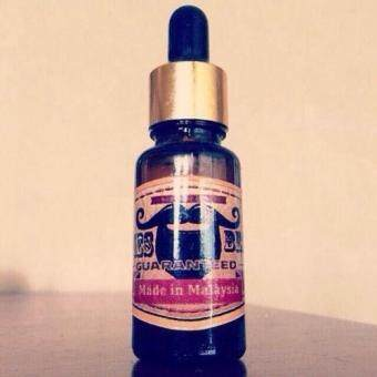 Hippies Beard Oil & Moustache Oil Serum Minyak Jambang Dan Misai