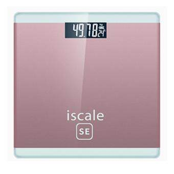 iscale SE Digital Scale High Accuracy Weight Scale - Pink