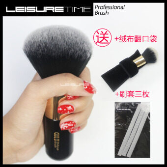 Large loose paint Powder brush makeup brush blush brush I powder Powder brush