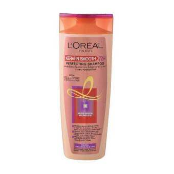 **Loreal Paris Keratin Smooth Perfecting Shampoo 330ml -F