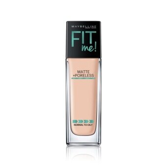 MAYBELLINE Fit Me! Liquid Foundation 115 Ivory 1's