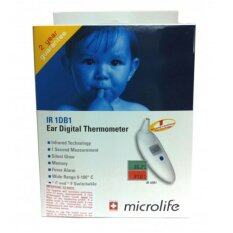 microlife infrared forehead thermometer instructions