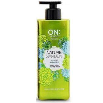 ON THE BODY Perfume Shower Body Wash - Nature Garden 500g