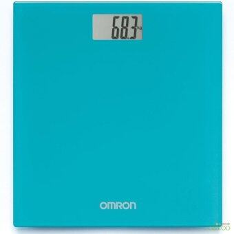 (Original) Omron Digital Body Weighing Weight Scale HN289 (WARRANTY 1 YEAR) Ocean Blue