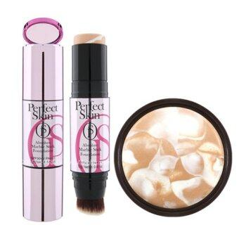 Perfect Skin Absolute Marble Stick Foundation Version.3 SPF 50+PA+++ 12g(No.21)