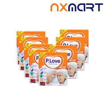 P.Love Value Pack Adult Diapers M10 x8