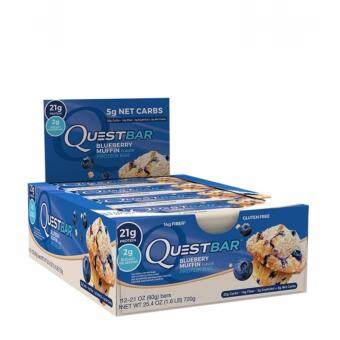Quest Bars - Blueberry Muffin (12 Bars)