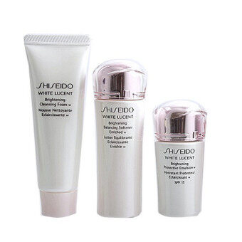 Shiseido White Lucent Set 1