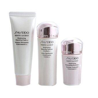 Shiseido White Lucent Trial Set 2