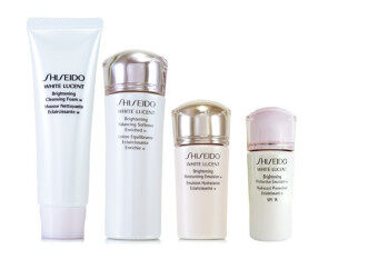 SHISEIDO White Lucent Trial Set 3