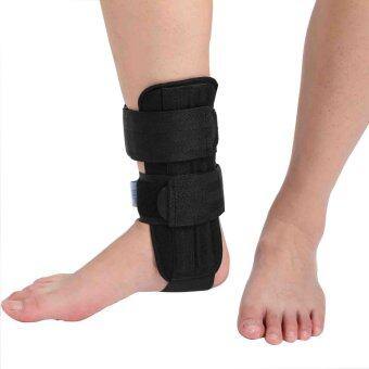 (Size M) Medical Ankle Article Aluminum Support Brace For AcuteAnkle Injury