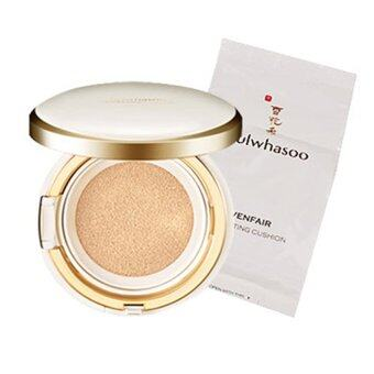 [Sulwhasoo] No. 23 Medium Beige Perfecting Cushion SPF 50+ /PA+++15g and Refill