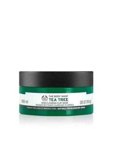 The Body Shop(R) Tea Tree Skin Clearing Clay Mask 100ML