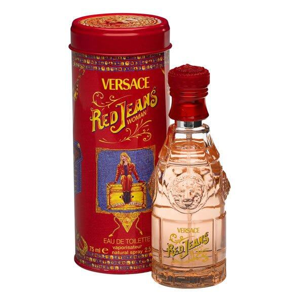 Versace Red Jeans For Women 75ml Edt Spray   Lazada Malaysia